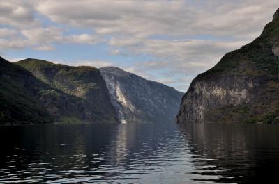 北欧フィヨルド紀行(5)フロムからグッドヴァンゲルまでのクルージングとスタンハイム渓谷