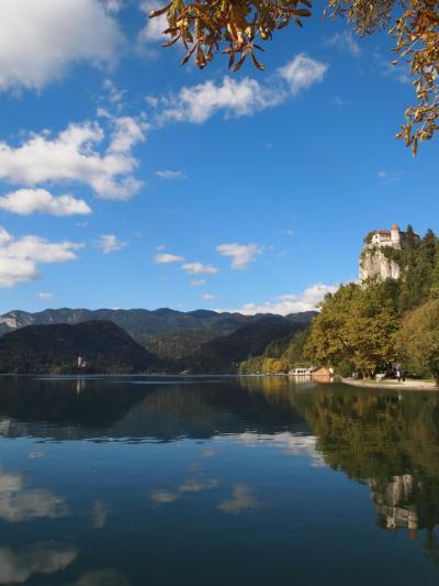 イタリア・スロベニア子連れ旅2<ブレッド湖>