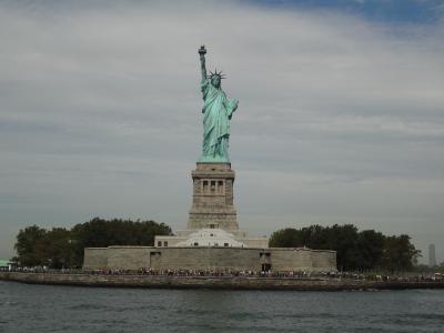 NYで娘と再会:6泊8日のアメリカ家族旅行<その1>