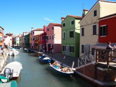 イタリア・スロベニア子連れ旅3<ベネチア>
