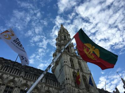 16泊18日ベルギー・オランダ・フランス周遊個人旅行(6)ブリュッセルでベルギービールウィークエンド!
