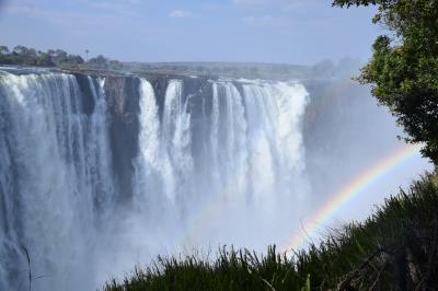 ボツワナ チョベとオカバンゴ湿地帯とサブティのサファリの続編 ビクトリアフォールズ