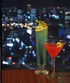 ホテル クラブフロアーを楽しむ