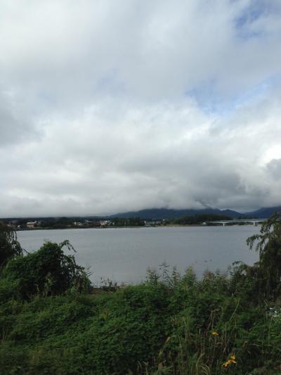 山梨 甲府と河口湖へほぼローカルバスの旅