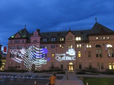 瀑布をかすり アンを満喫し 歴史を感じたカナダの旅 5(ケベック)