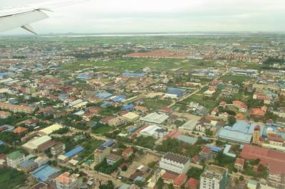 雨ニモマケズ……雨季でもウキウキ、カンボジア6日間。のはずが……1日目。ー出発&到着編ー