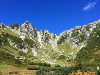 中央アルプス駒ヶ岳ロープウェイに乗って、千畳敷カールへ行ってきました \(^o^)/