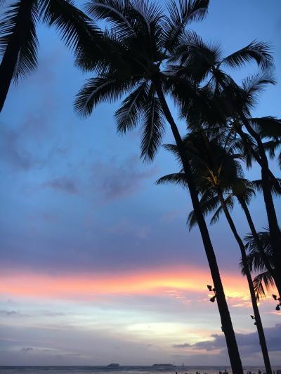 やっぱりいいね〜ハワイ