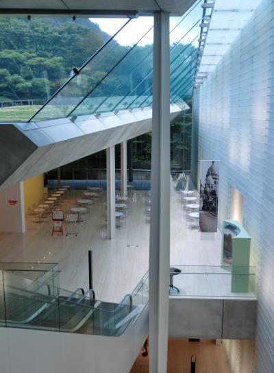 箱根の〆はポーラ美術館