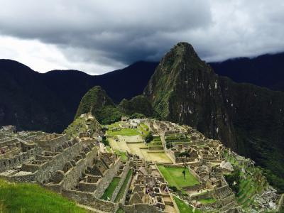 【世界一周】2-2.いよいよ南米 リマ、クスコ、そしてマチュピチュへ(中編)雨のマチュピチュ