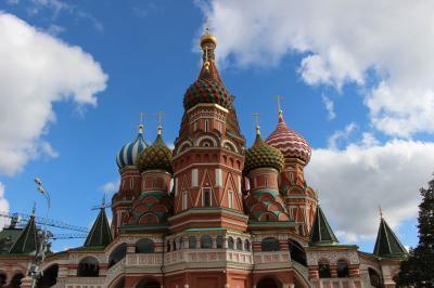 念願の初ロシア! それも初海外!①~成田からモスクワまで