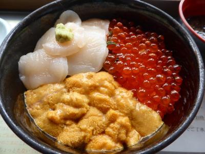 食欲の秋! 美味しい海鮮丼が食べたくて♪ 青森、函館3日間☆ 奥入瀬、青森編
