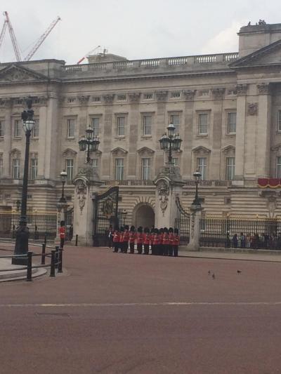 ロンドン散策