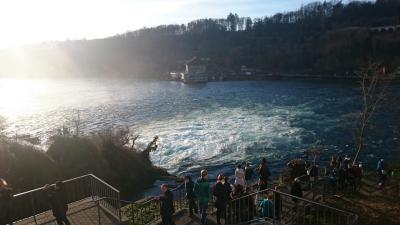スイス・便利になったラインの滝観光【スイス情報.com】
