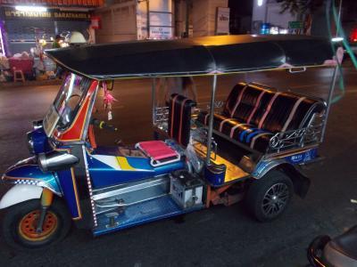 前代未○かも。2回目。。バンコク 随一の 日本人通りの 華やかな夜 (新20の16) You Tube デュエット 100本