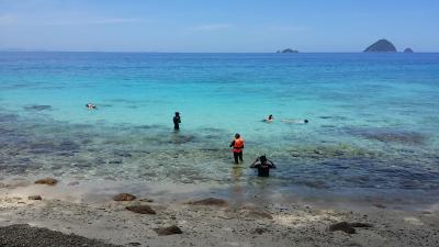 2016夏 マレーシア・ペルヘンティアンひとり旅(1)
