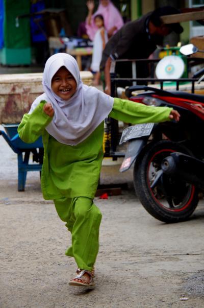 マリジャランジャラン~インドネシア・バタム島最古の漁村タンジュンウマ(Tanjung Uma, Pulau Batam, Riau Islands, Indonesia)