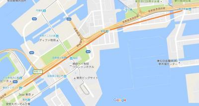 東京旅行:お台場編 前編