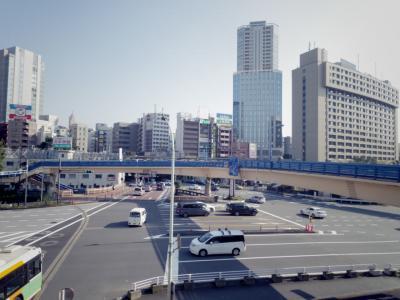 【東京を歩こう!】大江戸線一周[1] ~清澄白河から牛込神楽坂まで~