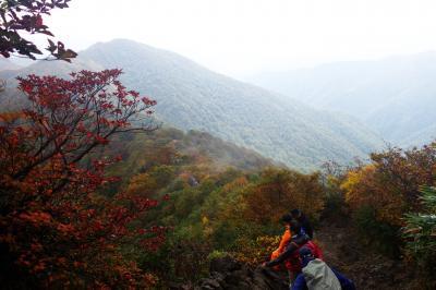 谷川岳 暴風雨の中の苦行登山
