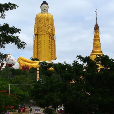 テーラワーダ仏教が色濃く残るミャンマーで過ごす8日間 in Mandalay★2016 09 6日目【MDL⇔モンユワ】