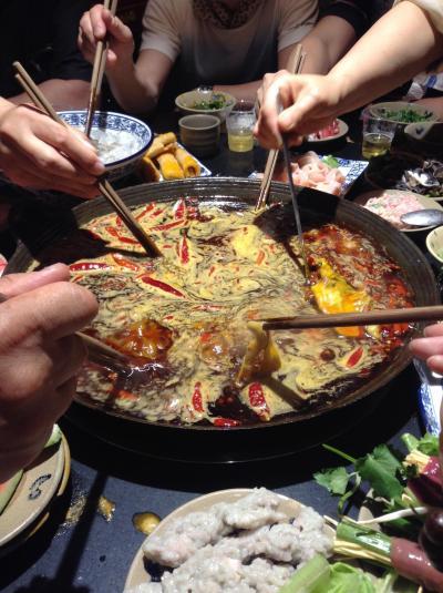 2016年5月 四川の麺とお茶を愉しむ一人旅 10日目 奇跡の重慶食べつくしツアー!その2編