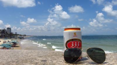 ベトナムの熱海 ブンタウへ。