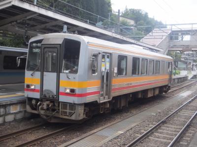 2016年秋・・・・・秋の乗り放題パスを使って⑥大糸北線乗車