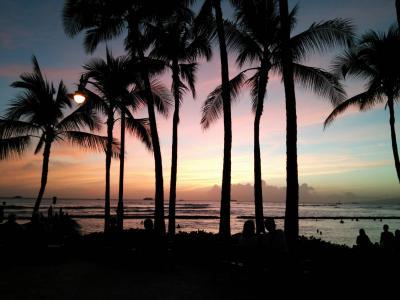 三回目のハワイ旅行。60歳+58歳夫婦 旅行記 3