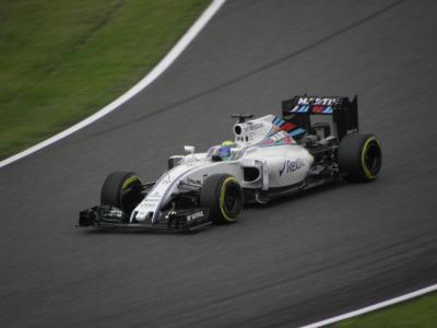 2016年10月 F1日本GP(鈴鹿) 土曜日 フリー走行3、予選