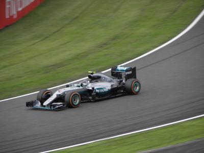 2016年10月 F1日本GP(鈴鹿) 日曜日 決勝