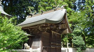 豊能町役場辺りの散策・・・郷土資料館と走落神社の参拝。