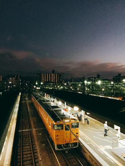 """やっぱり四国が大好きだぁ-! Vol.2- JR四国の""""バースデーきっぷ""""を利用し、アンパンマン列車や、直前キャンセルが出た伊予灘ものがたりに乗車☆"""