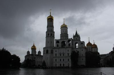 念願の初ロシア! それも初海外!③~クレムリン、武器庫、赤の広場