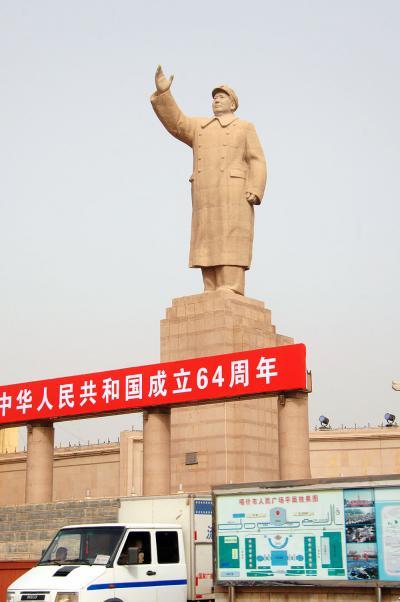 2013年中国新疆放浪記101・久々の喀什噶爾に到着!!