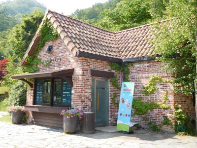 新緑の韓国 ロケ地めぐりの旅1・2日目 ジェイドガーデン