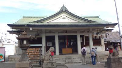 古都を歩こう会(ゴンママ参加の街歩き会)・・・今回は大阪市西淀川区界隈の散策 上巻。