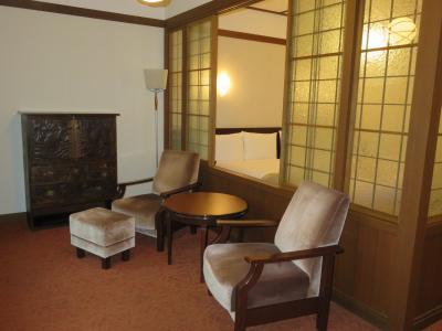 グランクラスで軽井沢☆万平ホテル(ウスイ館宿泊)(2)《Mampei Hotel》