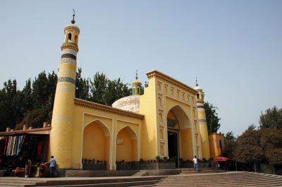 2013年中国新疆放浪記102・喀什噶爾と言えば…エイティガール大寺院!