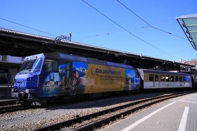 2016年10月 凱旋門賞とスイス鉄道の旅(3) ゴールデンパスライン乗り鉄編