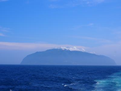 伊豆諸島旅 3 (御蔵島)
