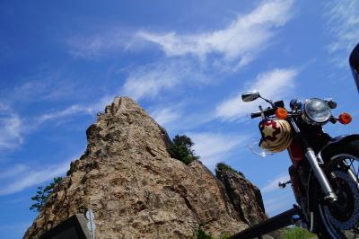 2016潮風の室戸岬バイク旅