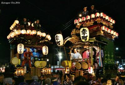 【埼玉県(川越)】2016 Koedo Kawagoe Autumn Festival