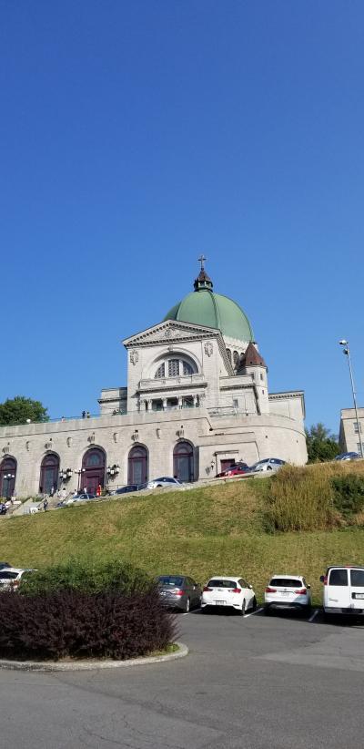 仕事人への瞬間観光案内、、、カナダのモントリオールで5時間あったらセントジョセフ(ヨセフ)のパイプオルガンコンサート行けました!
