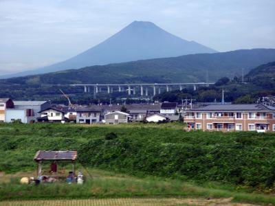 02.秋の富士山