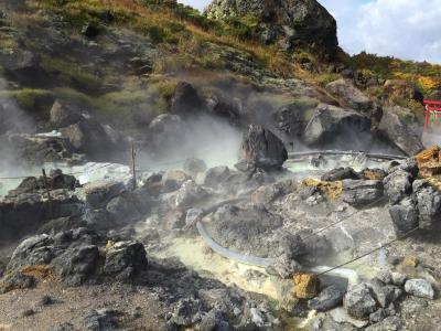 栗駒国定公園の紅葉・東北3県の旅