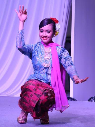 ツーリズムEXPO-07 マレーシア民族舞踊ショー ☆多民族文化交流のエッセンス