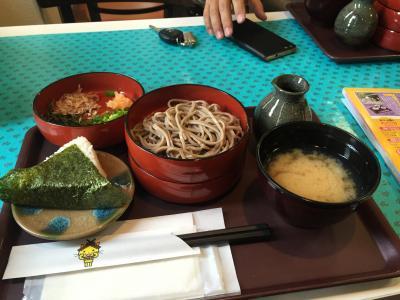 松江城近くでランチ