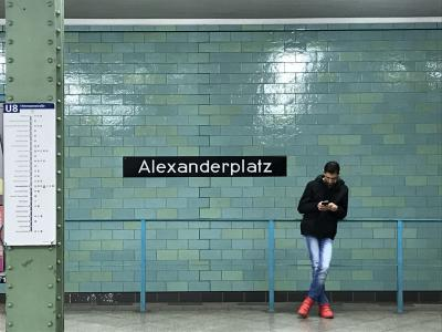 レンタカー、鉄道、バスでいくドイツ・オーストリア・チェコ⑬(ベルリン・東編)