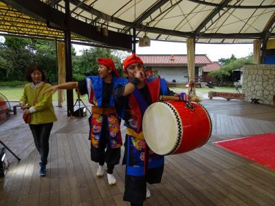 沖縄旅行  琉球村で感動のエイサーを~
